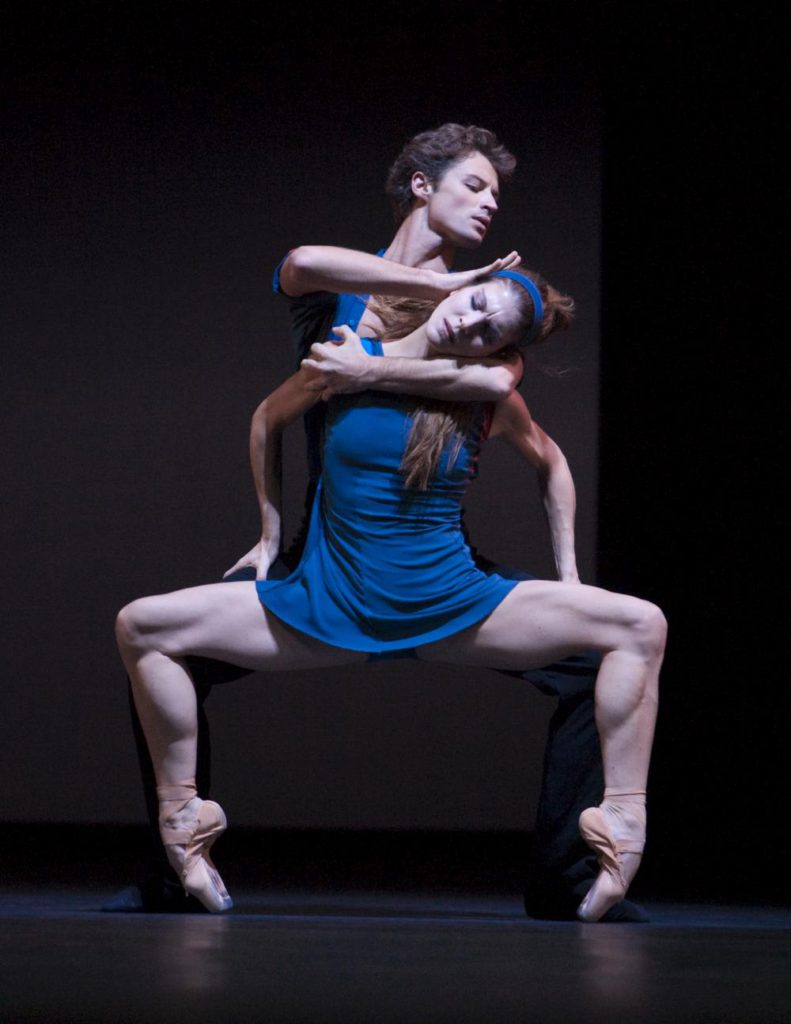 "24. A.Babenko and N.Yanowski, ""The Reversibility of Rust"" by T.van Schayk, Dutch National Ballet © A.Sterling"