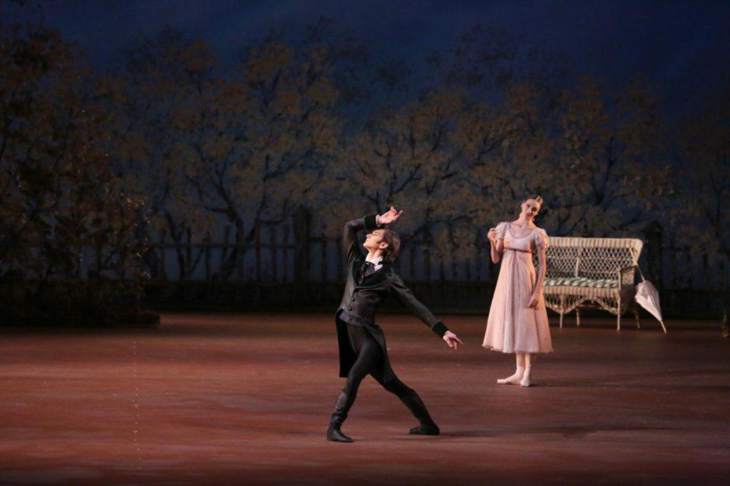 "2. V.Lantratov and O.Smirnova, ""Onegin"" by J.Cranko, Bolshoi Ballet © Bolshoi Theatre / D.Yusupov"