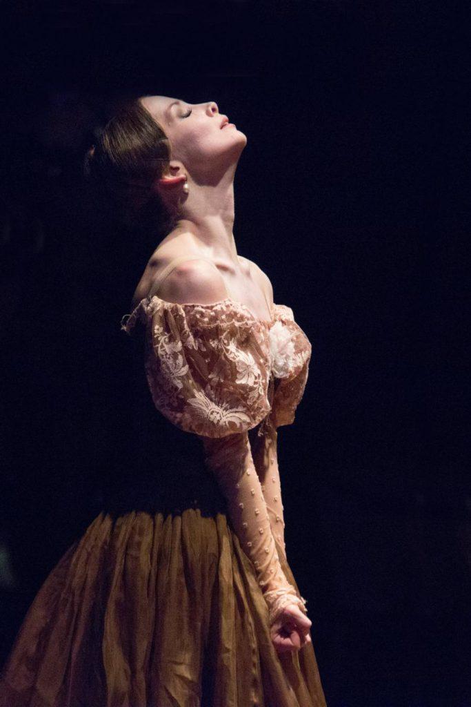 """7. E.Obraztsova, """"Onegin"""" by J.Cranko, Bolshoi Ballet © Bolshoi Theatre / M.Logvinov"""