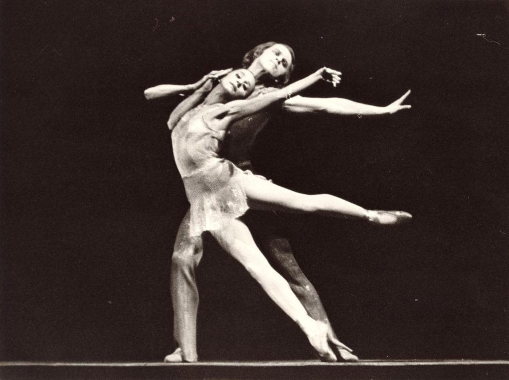 "5. B.Akimov in ""Angara"" by A.Eshpai, production: Y.Grigorovich 1976, Bolshoi Ballet © Museum of the Bolshoi Theatre"