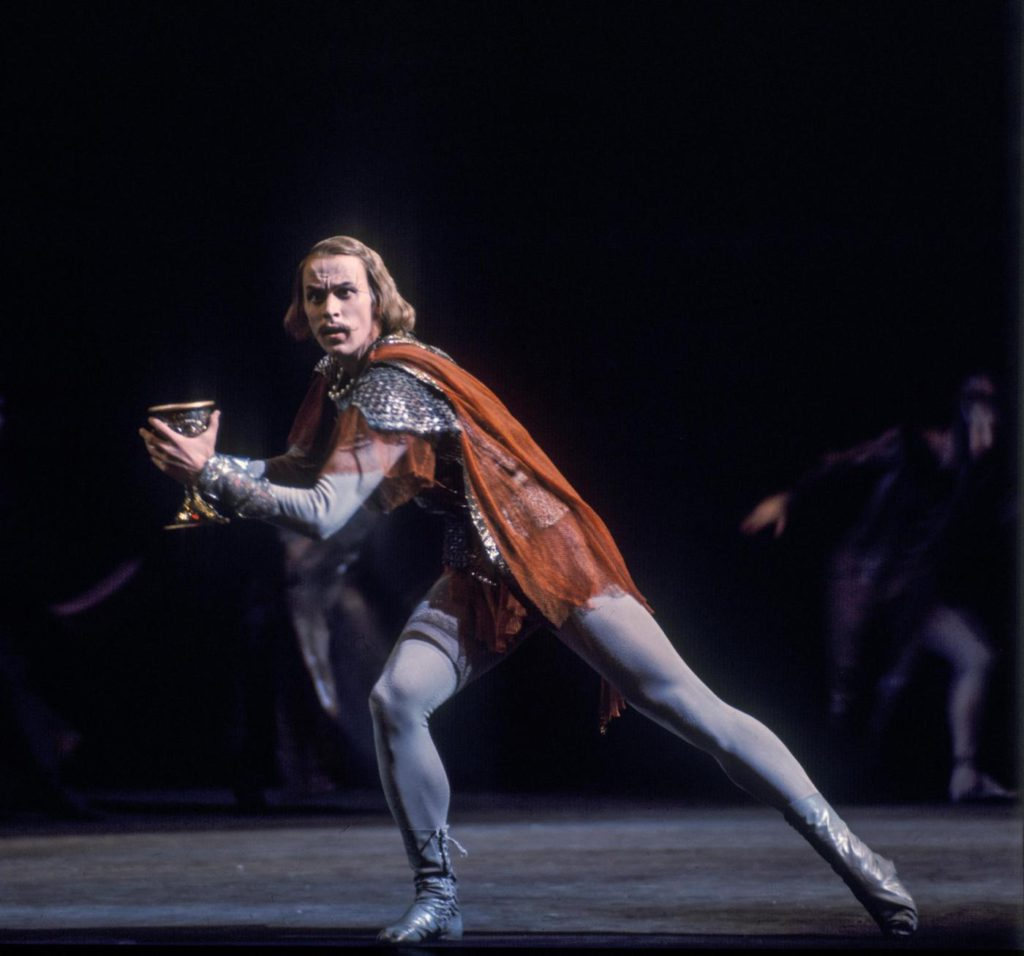 "7. B.Akimov in ""Ivan the Terrible"" by Y.Grigorovich, Bolshoi Ballet © Bolshoi Theatre / A.Makarov"