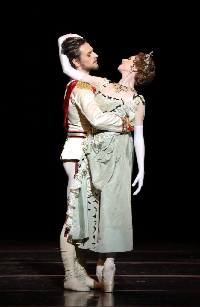 "1. S.Polunin and A.Pershenkova, ""Mayerling"" by K.MacMillan, Stanislavsky and Nemirovich-Danchenko Moscow Music Theatre 2017 © W.Hösl"