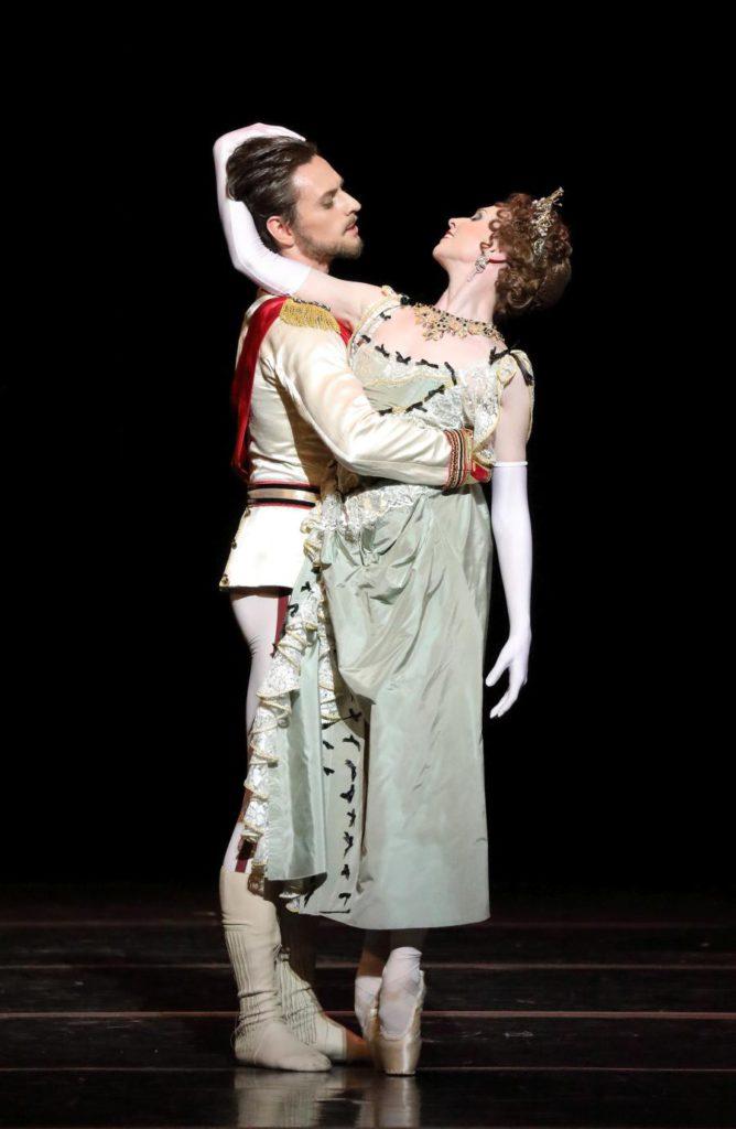 "1. S.Polunin and A.Pershenkova, ""Mayerling"" by K.MacMillan, Stanislavsky and Nemirovich-Danchenko Moscow Music Theatre 2017 © W.Hösl"