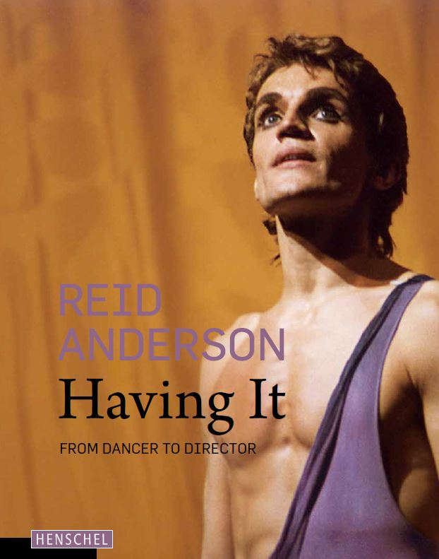 "1. ""Reid Anderson – Having It"", book cover © Henschel Publishing House"