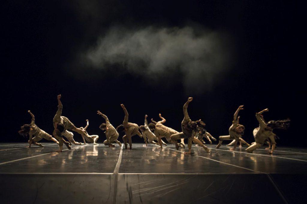 """3. Ensemble, """"Don Quixote"""" by G.Montero, Ballet of the State Theater Nuremberg 2017 © J.Vallinas"""