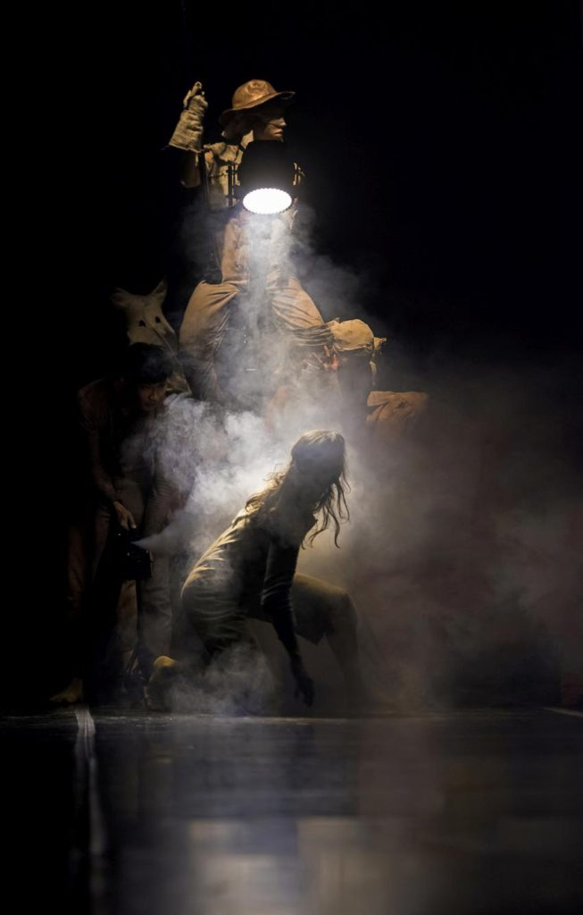 "4. R.Scott and ensemble, ""Don Quixote"" by G.Montero, Ballet of the State Theater Nuremberg 2017 © J.Vallinas"