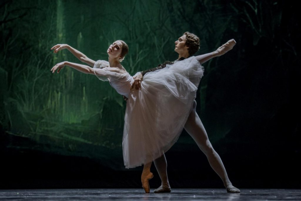 "8. N.Kusch and I.Putrov, ""Giselle"" by J.Perrot and J.Coralli, Gala des Étoiles 2017 © P.Abbondanza"