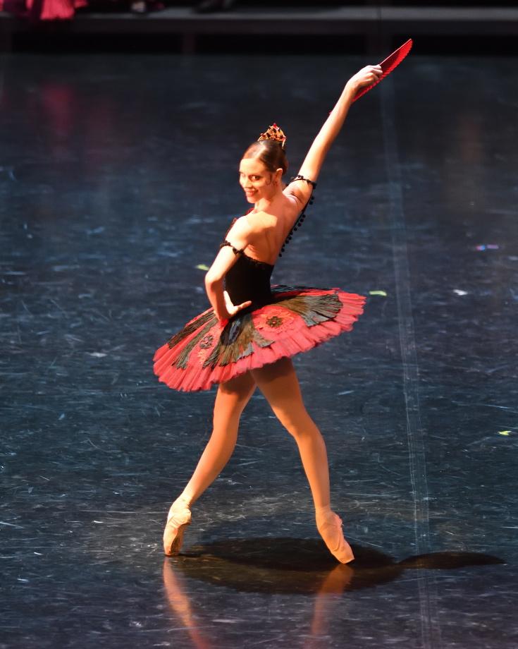 """6. E.Badenes, """"Don Quixote"""" by M.Guerra, Stuttgart Ballet 2017 © Stuttgart Ballet"""