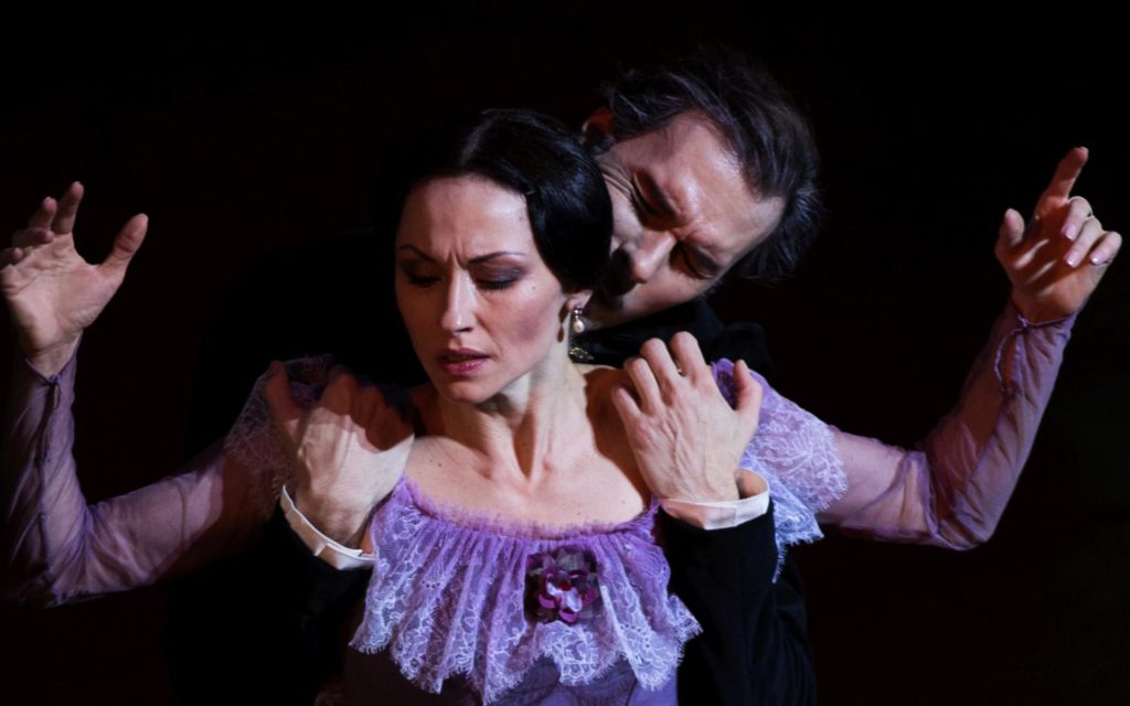 "43. A.Tsygankova and J.Varga, ""Onegin"" by J.Cranko, Dutch National Ballet © A.Kaftira"