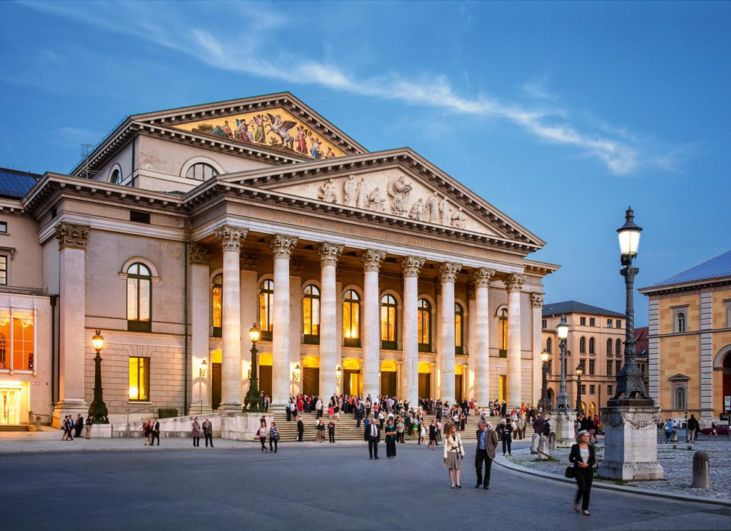 2. National Theater Munich © F.Löchner