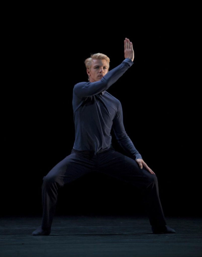 "13. M.Rademaker, ""Ssss..."" by E.Clug, Dutch National Ballet © A.Sterling"