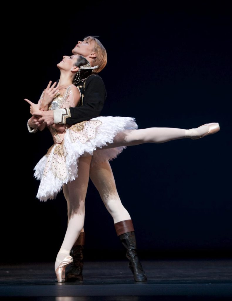 "11. M.Makhateli and M.Rademaker, ""The Sleeping Beauty"" by P.Wright, Dutch National Ballet © A.Sterling"