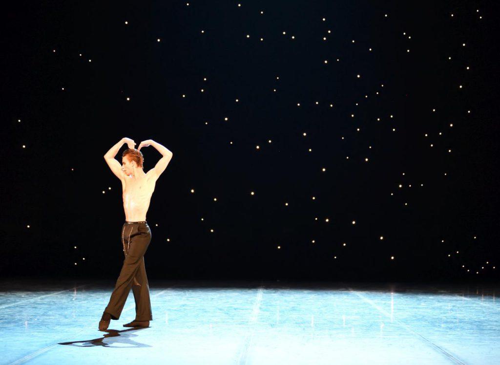 """2. N.Turnbull, """"A Spell On You"""" by M.Goecke, John Cranko School © Stuttgart Ballet"""