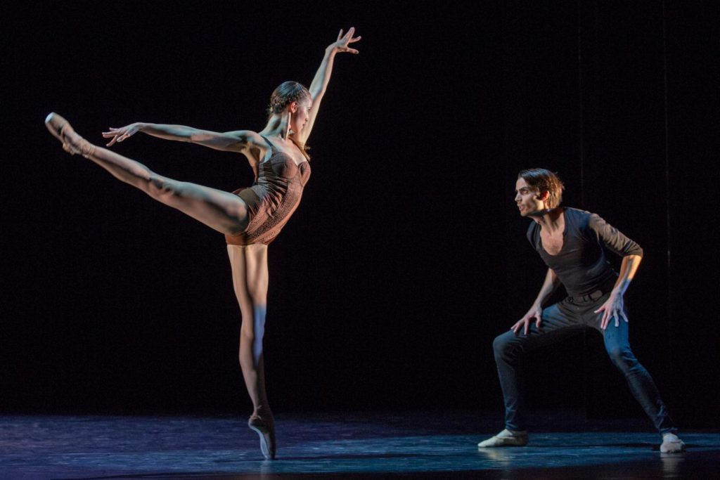 "14. A.Inculet and R.Jones, ""Edge of Reason"" by C.Nzerem, Ballett am Rhein © G.Weigelt"