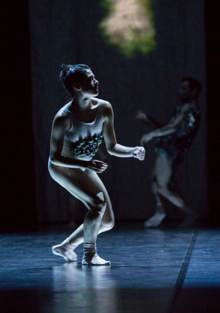 "2. C.Martín, ""No Destination"" by W.S.Chan, Ballett am Rhein © G.Weigelt"
