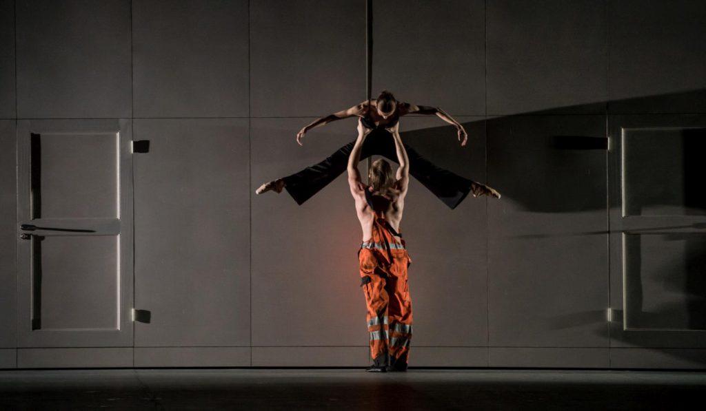 """23. A.Laudere and E.Revazov, """"Anna Karenina"""" by J.Neumeier, Hamburg Ballet © S.Ballone"""
