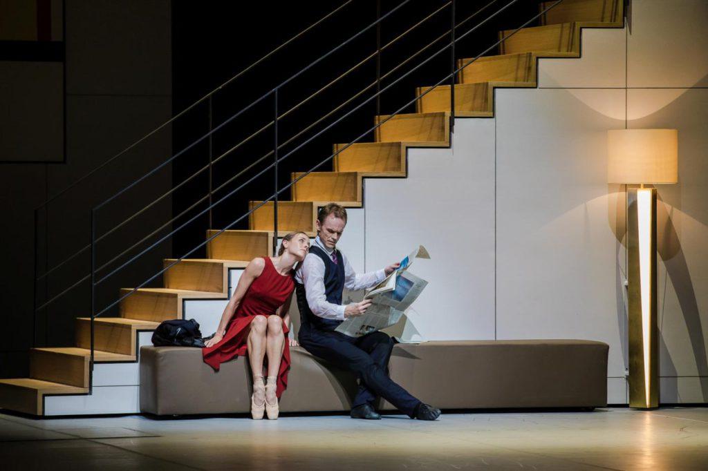 "3. A.Laudere and I.Urban, ""Anna Karenina"" by J.Neumeier, Hamburg Ballet © S.Ballone"