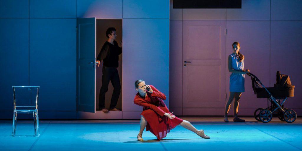 "4. A.Laudere, D.Franconi and G.Hills, ""Anna Karenina"" by J.Neumeier, Hamburg Ballet © S.Ballone"