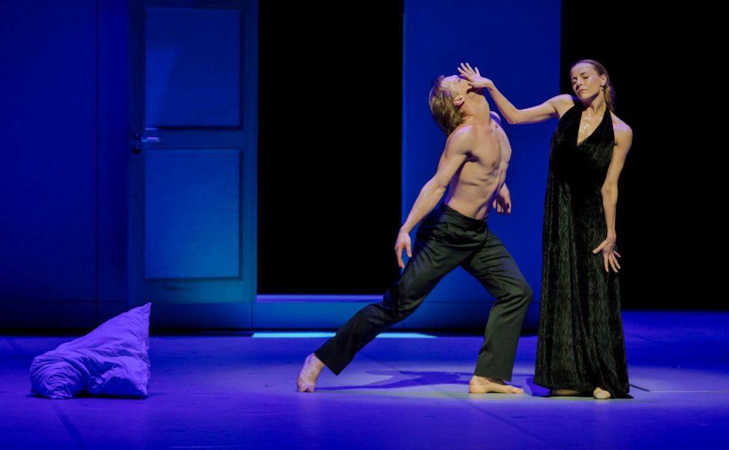 """8. E.Revazov and A.Laudere, """"Anna Karenina"""" by J.Neumeier, Hamburg Ballet © S.Ballone"""