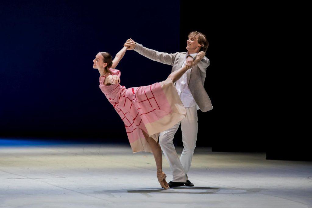 """18. A.Laudere and E.Revazov, """"Anna Karenina"""" by J.Neumeier, Hamburg Ballet © S.Ballone"""