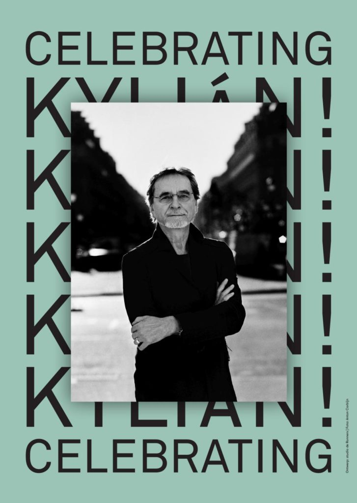 "1. ""Celebrating Kylián!"" © A.Corbijn"