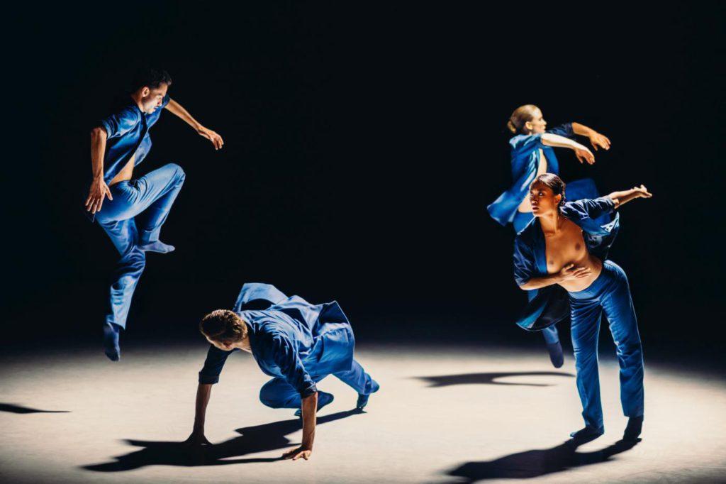 "7. M.Kariya, P.Ricketts, G.Lau and A.Godfrey, ""Soon"" by M.Walerski, Nederlands Dans Theater 2017 © R.Rezvani"