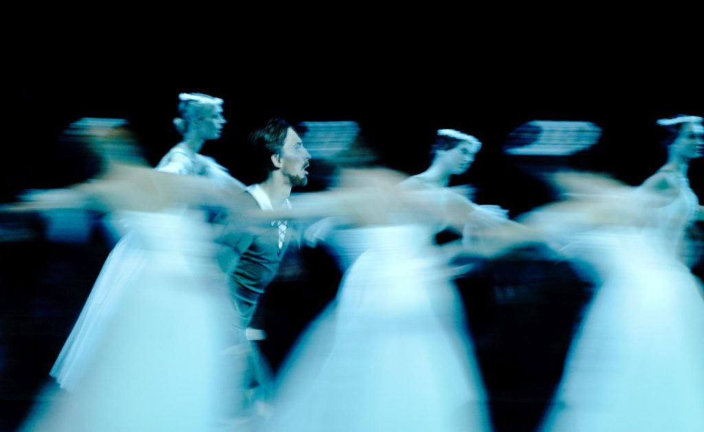 "32. Ensemble, ""Giselle"" by J.Perrot, J.Coralli and M.Petipa, Lithuanian National Opera and Ballet Theatre © M.Aleksa"