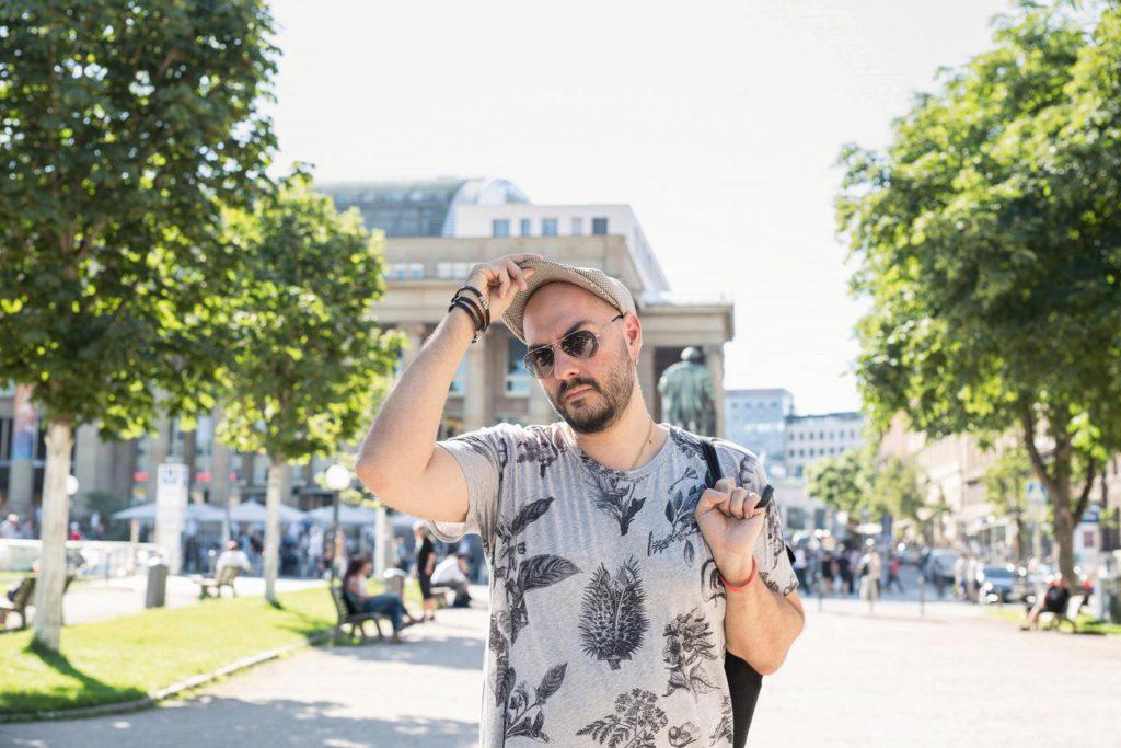 3. K.Serebrennikov in Stuttgart, Stuttgart State Opera 2017 © D.Brewing