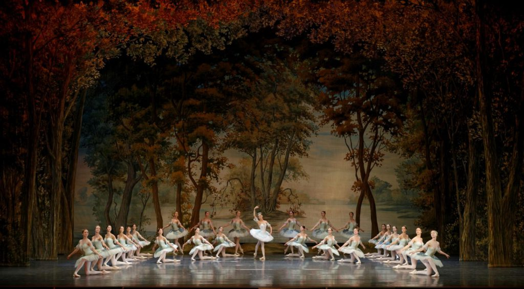 "40. Ensemble, ""The Sleeping Beauty"" by M.Petipa and I.Vsevololozhsky, Lithuanian National Opera and Ballet Theatre © M.Aleksa"