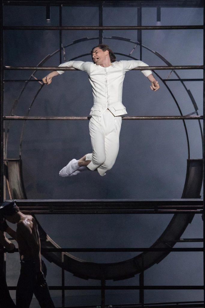 """11. V.Lantratov, """"Nureyev"""", chor.: Y.Possokhov, dir.: K.Serebrennikov, Bolshoi Ballet 2017 © Bolshoi Ballet / M.Logvinov"""