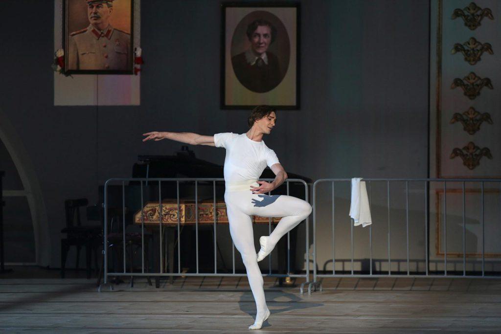 """2. V.Lantratov, """"Nureyev"""", chor.: Y.Possokhov, dir.: K.Serebrennikov, Bolshoi Ballet 2017 © Bolshoi Ballet / D.Yusupov"""