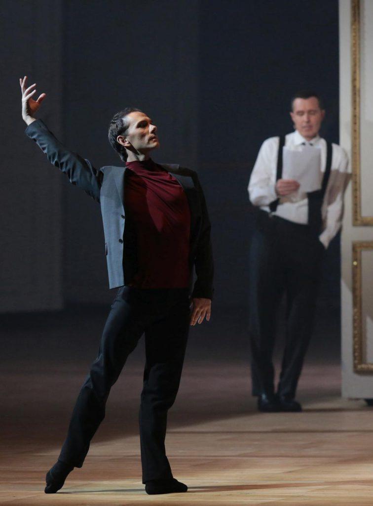"""6. V.Lopatin and I.Vernik, """"Nureyev"""", chor.: Y.Possokhov, dir.: K.Serebrennikov, Bolshoi Ballet 2017 © Bolshoi Ballet / D.Yusupov"""