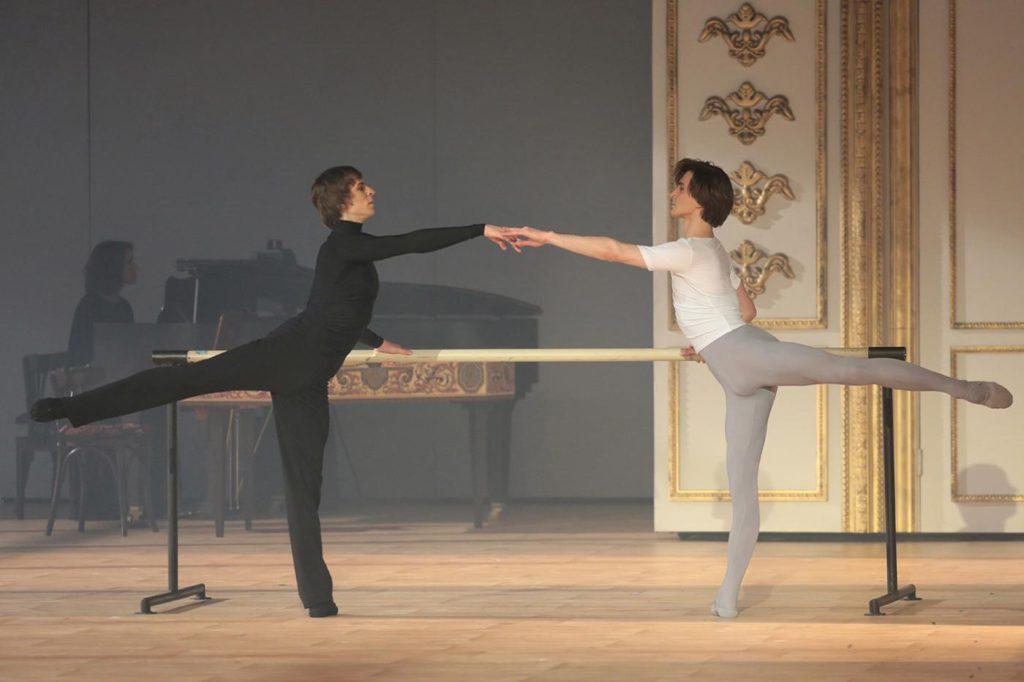"""4. D.Savin and V.Lantratov, """"Nureyev"""", chor.: Y.Possokhov, dir.: K.Serebrennikov, Bolshoi Ballet 2017 © Bolshoi Ballet / D.Yusupov"""