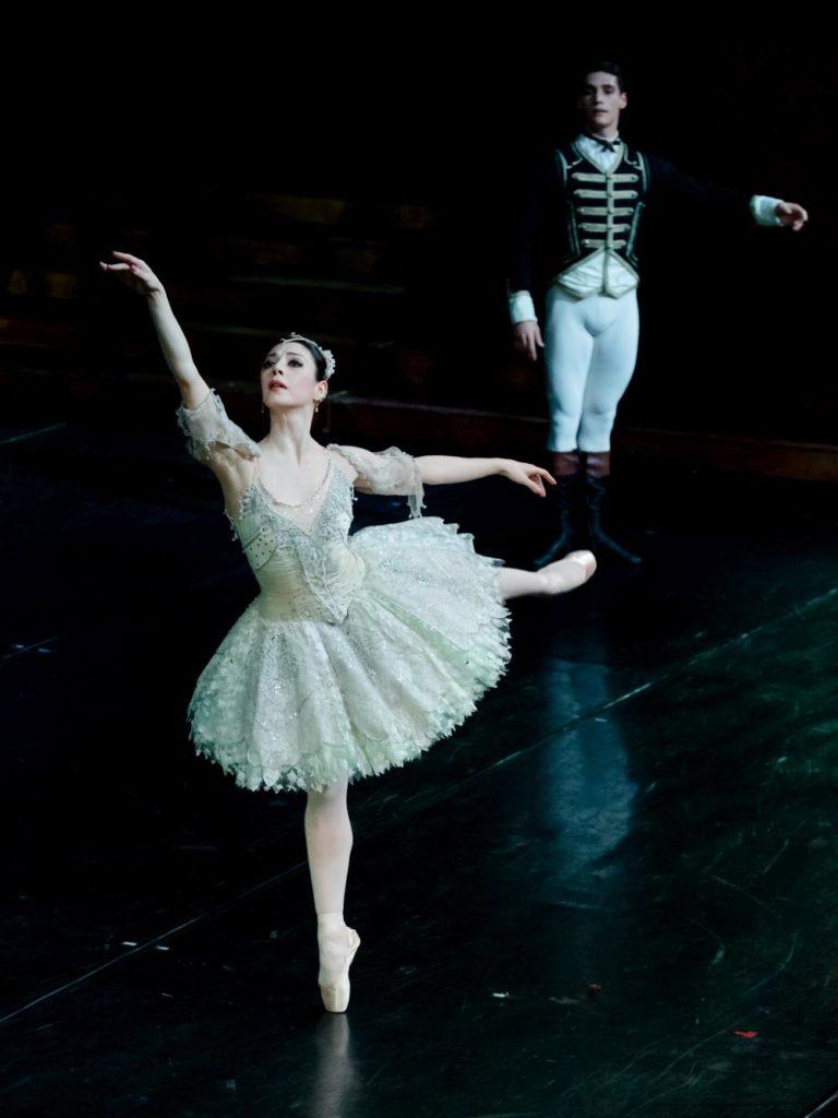 "17. M.Makhateli and D.Camargo, ""The Sleeping Beauty"" by P.Wright after M.Petipa, Dutch National Ballet 2017 © A.Kaftira"