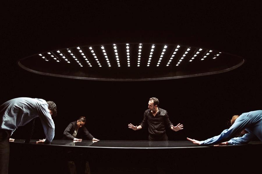 "7. Ensemble, ""The Statement"" by C.Pite, Nederlands Dans Theater 2017 © R.Rezvani"