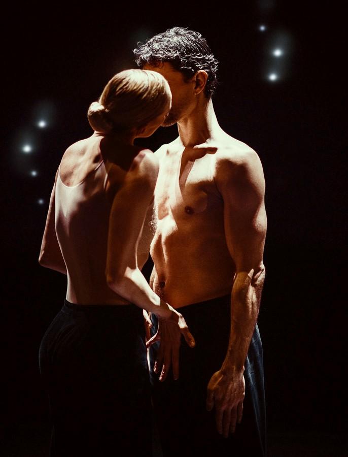 """4. Ensemble, """"Woke up Blind"""" by M.Goecke, Nederlands Dans Theater 2017 © R.Rezvani"""