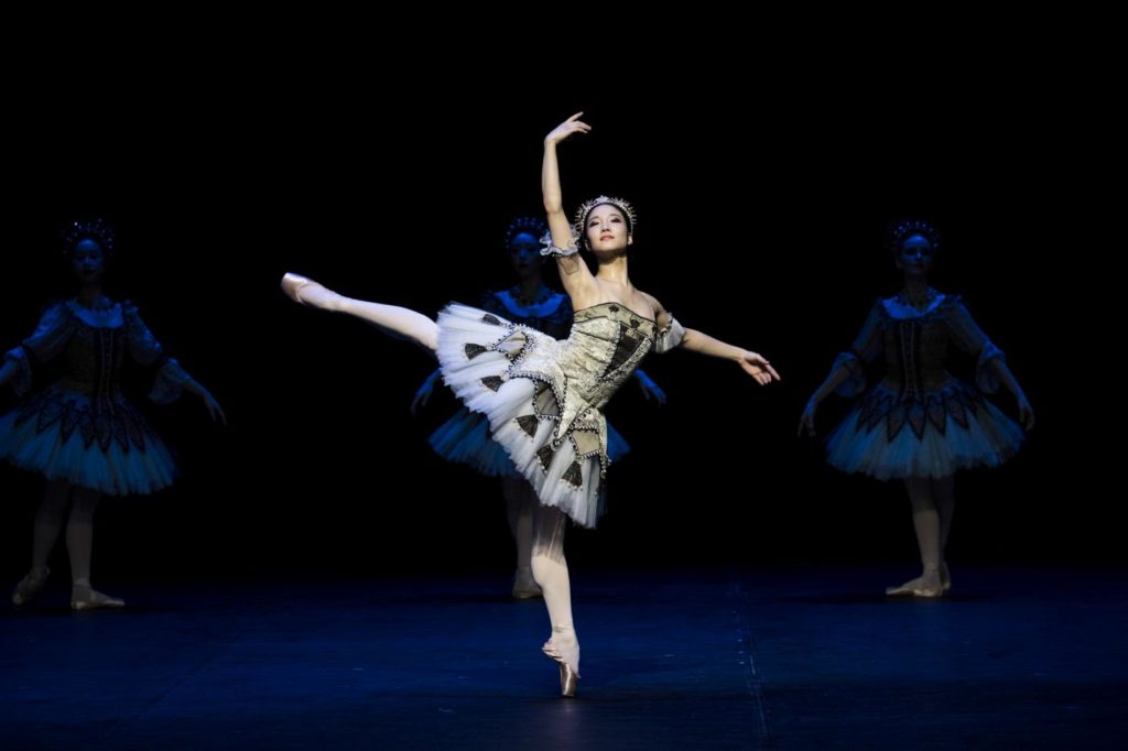 "9. M.Sugai, ""Don Quixote"" by R.Nureyev after M.Petipa, Hamburg Ballet 2018 © K.West"