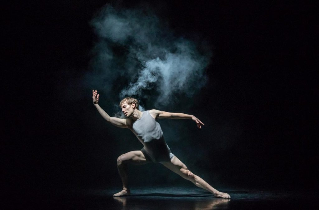 """1. D.Mulligan, """"Speak for Yourself"""" by S.León and P.Lightfoot, Ballet Zurich © G.Batardon"""