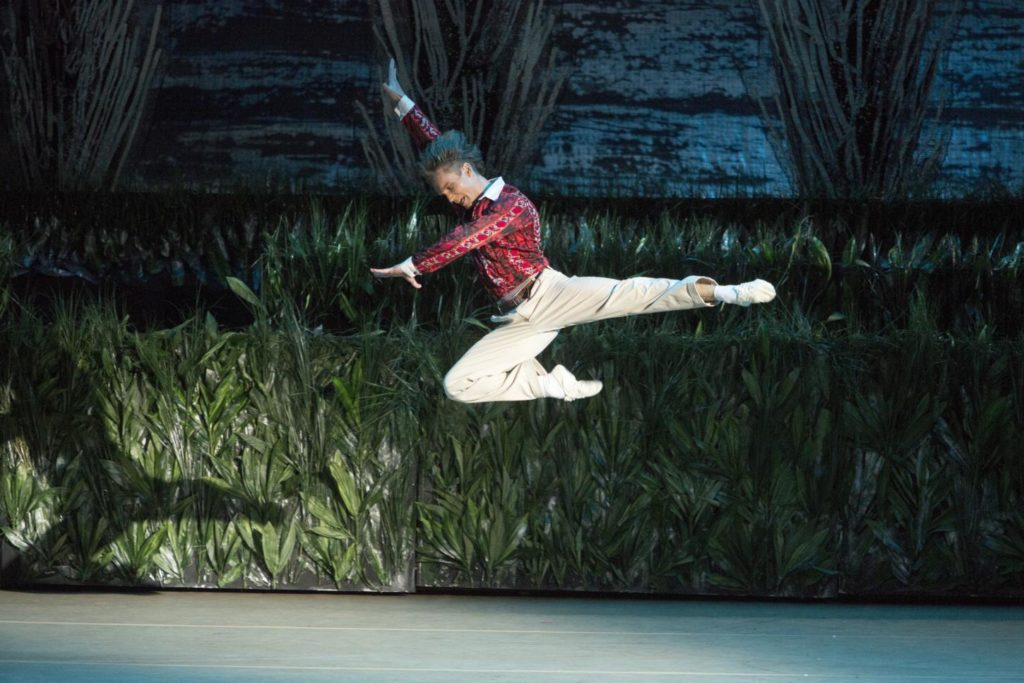 "4. M.Lobukhin, ""The Bright Stream"" by A.Ratmansky, Bolshoi Ballet © Bolshoi Theatre / E.Fetisova"