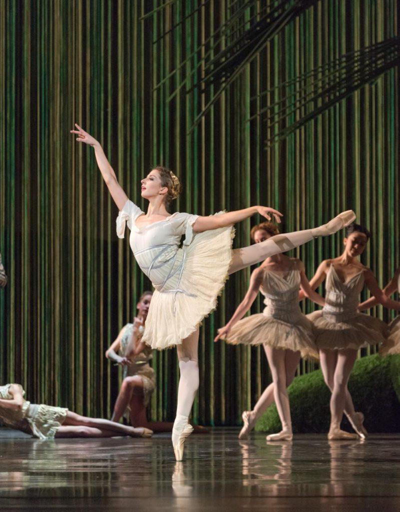 "14. S.Mukhamedov and ensemble, ""Don Quixote"" by M.Petipa, A.Gorski and A.Ratmansky, Dutch National Ballet 2018 © M.Haegeman"