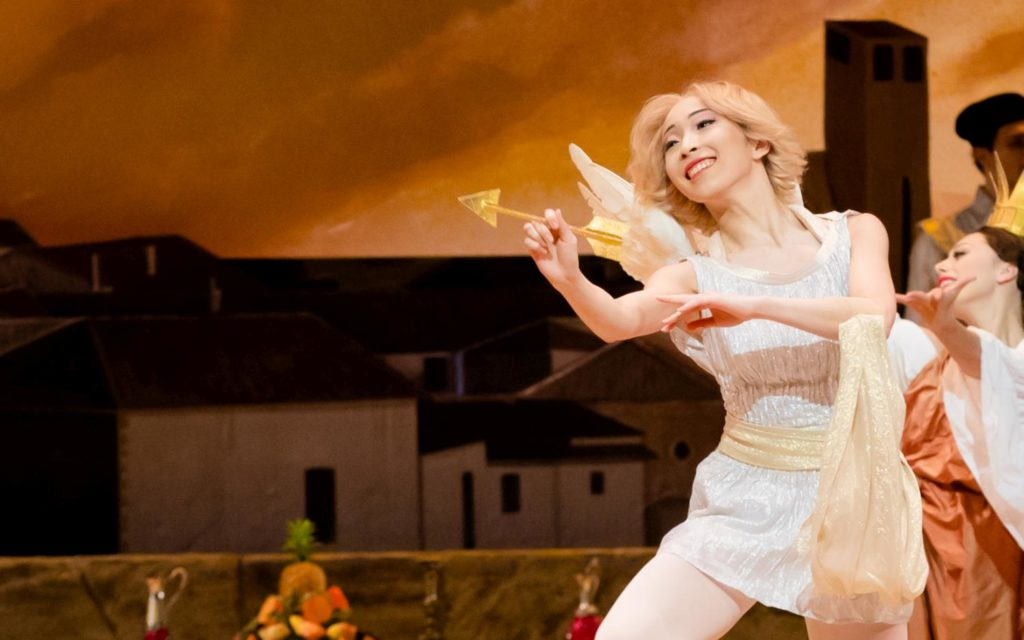 "16. A.Okumura, ""Don Quixote"" by M.Petipa, A.Gorski and A.Ratmansky, Dutch National Ballet 2018 © A.Kaftira"