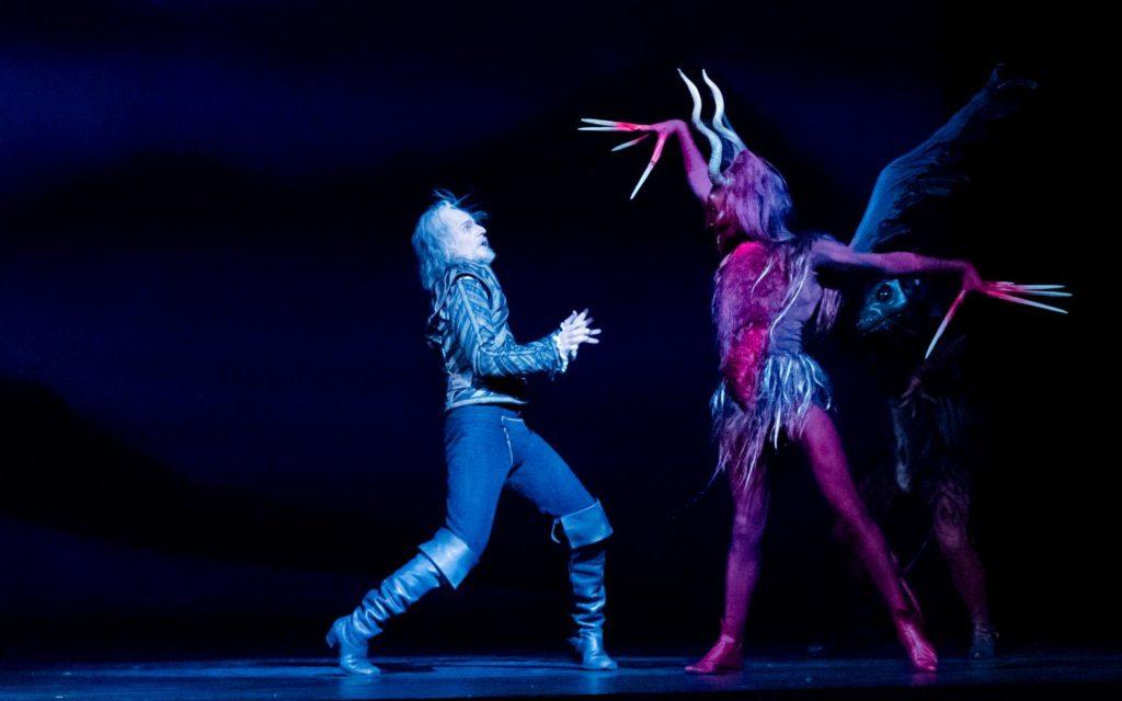 "10. N.Rapaic and ensemble, ""Don Quixote"" by M.Petipa, A.Gorski and A.Ratmansky, Dutch National Ballet 2018 © A.Kaftira"