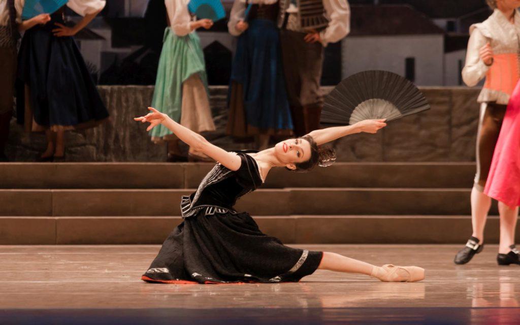 "5. F.Eimers, ""Don Quixote"" by M.Petipa, A.Gorski and A.Ratmansky, Dutch National Ballet 2018 © A.Kaftira"