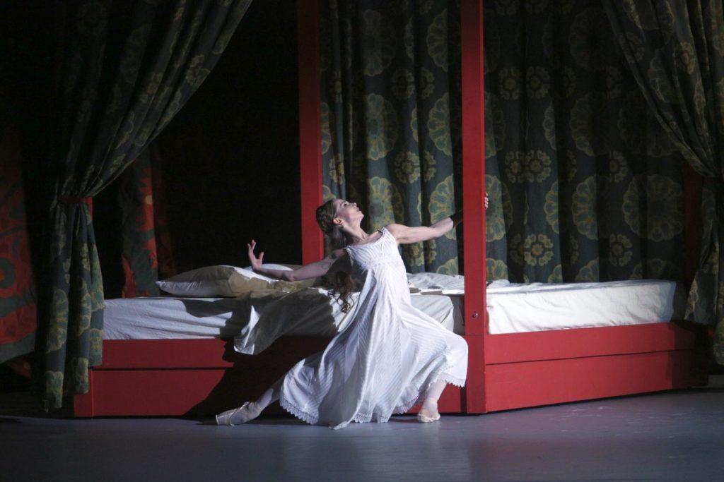 "15. E.Obraztsova, ""Romeo and Juliet"" by A.Ratmansky, Bolshoi Ballet 2018 © Bolshoi Ballet / E.Fetisova"