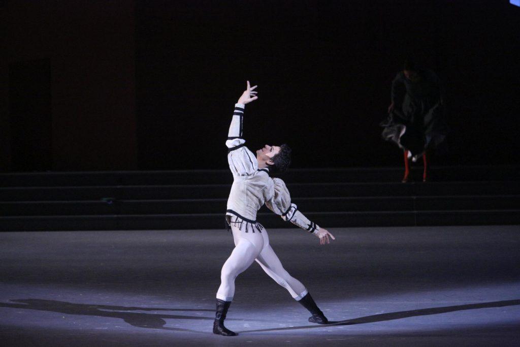 "9. G.Côté, ""Romeo and Juliet"" by A.Ratmansky, Bolshoi Ballet 2018 © Bolshoi Ballet / E.Fetisova"