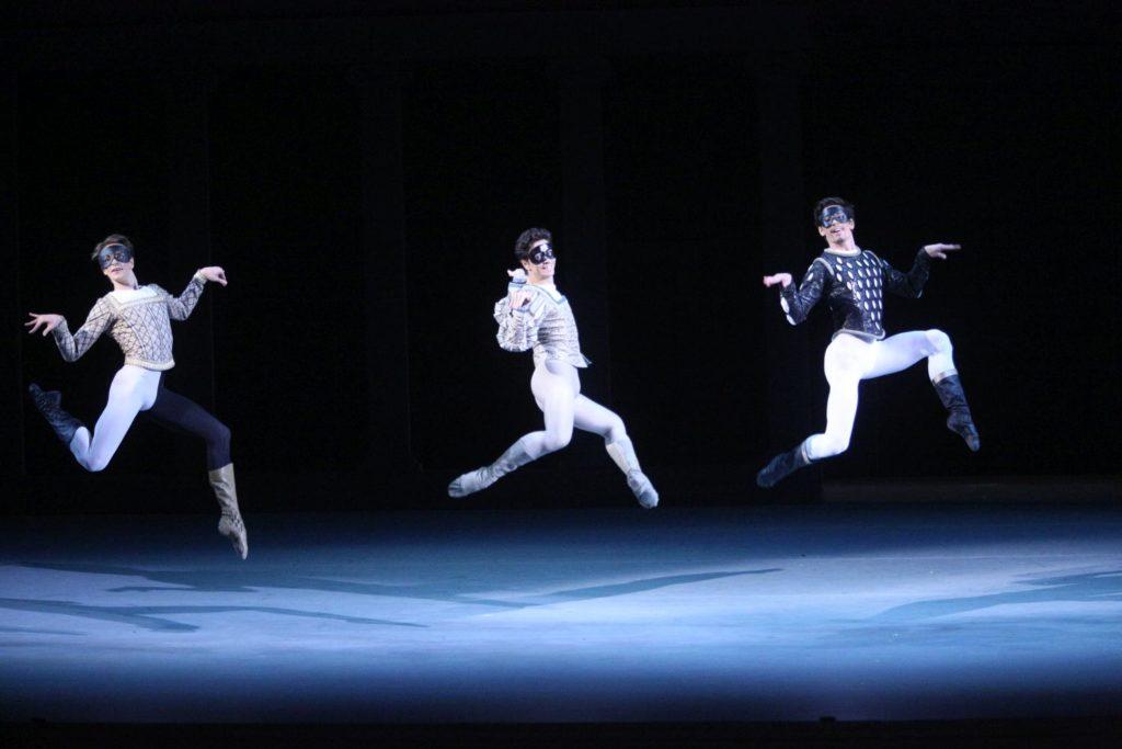 "2. M.Kochan, G.Côté and A.Savichev, ""Romeo and Juliet"" by A.Ratmansky, Bolshoi Ballet 2018 © Bolshoi Ballet / E.Fetisova"