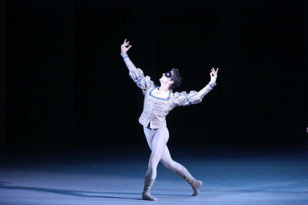 "4. G.Côté, ""Romeo and Juliet"" by A.Ratmansky, Bolshoi Ballet 2018 © Bolshoi Ballet / E.Fetisova"