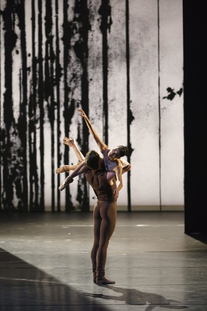 "3. F.Kaneko and C.Richardson, ""Asphodel Meadows"" by L.Scarlett, The Royal Ballet 2019 © ROH / B.Cooper"