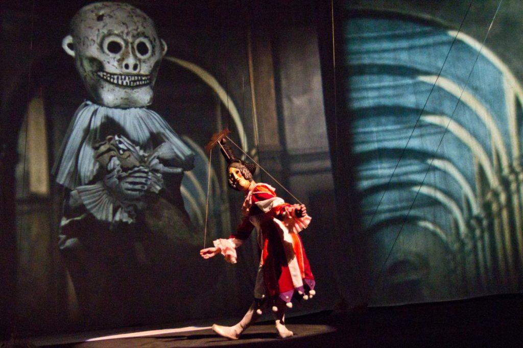 """7. Ensemble, """"Wonderful Circus"""" by K.Vrtiška, J.Hrabal, V.Jílek, J.Koníček and F.Pokorný, Laterna magika 2019 © M.Volf"""