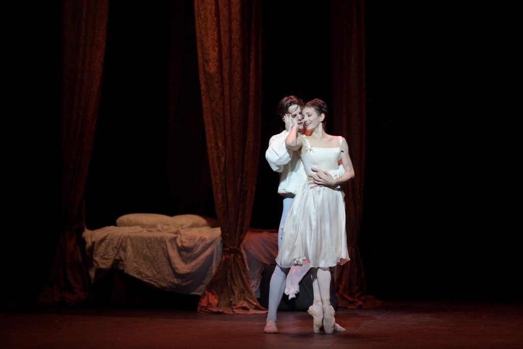 "1. J.Caley and A.Cojocaru, ""Manon"" by K.MacMillan, English National Ballet 2019 © ENB / L.Liotardo"